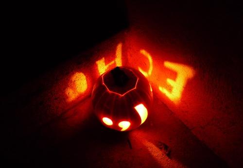 halloween echo